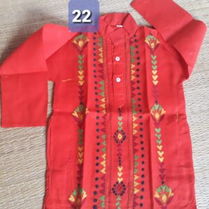 Cotton Punjabi for Kids