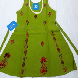 Cotton Dresses for Kids